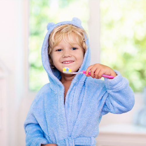 Gresham Family Dentistry_When Can Children Start Brushing Their Own Teeth
